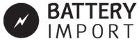 E-shop Battery Import