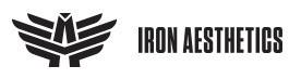 E-shop IronAesthetics