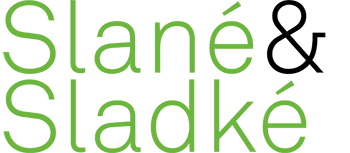 E-shop Slané and sladké