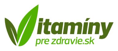 Levně Vitaminyprezdravie.sk